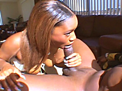 Strong Lexington Steele fucking lovely chick without any mercy