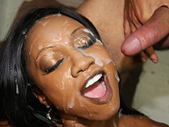 Rednecks Gangbang & Bukkake Black Babe Interracial. Diamond Jackson