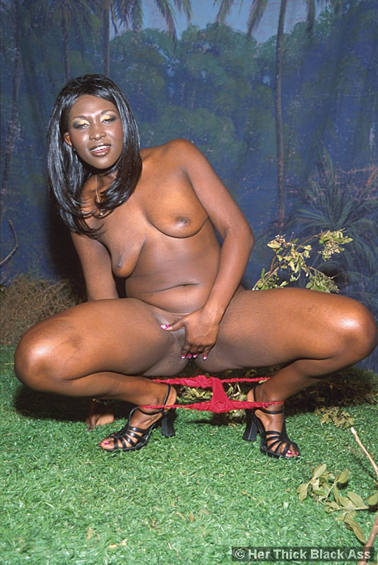hot sexy nude african girl