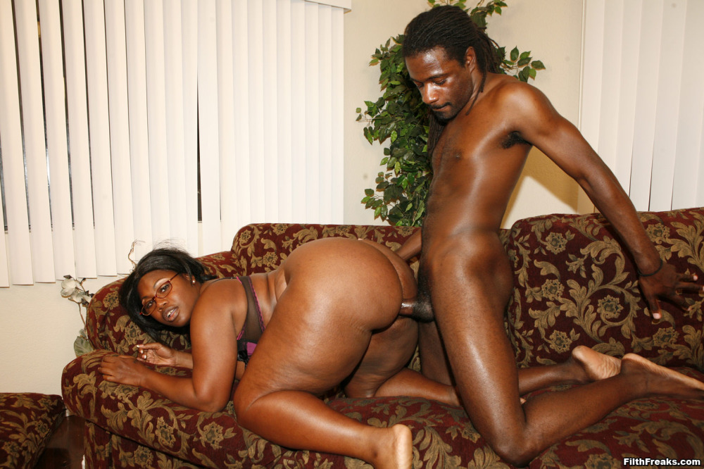Couple Making Love Ebony
