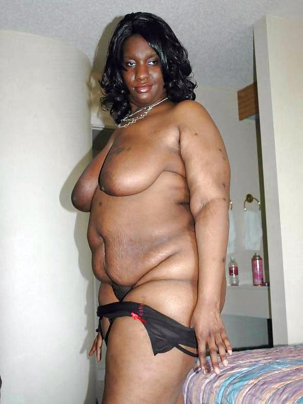 Amateur black granny porn