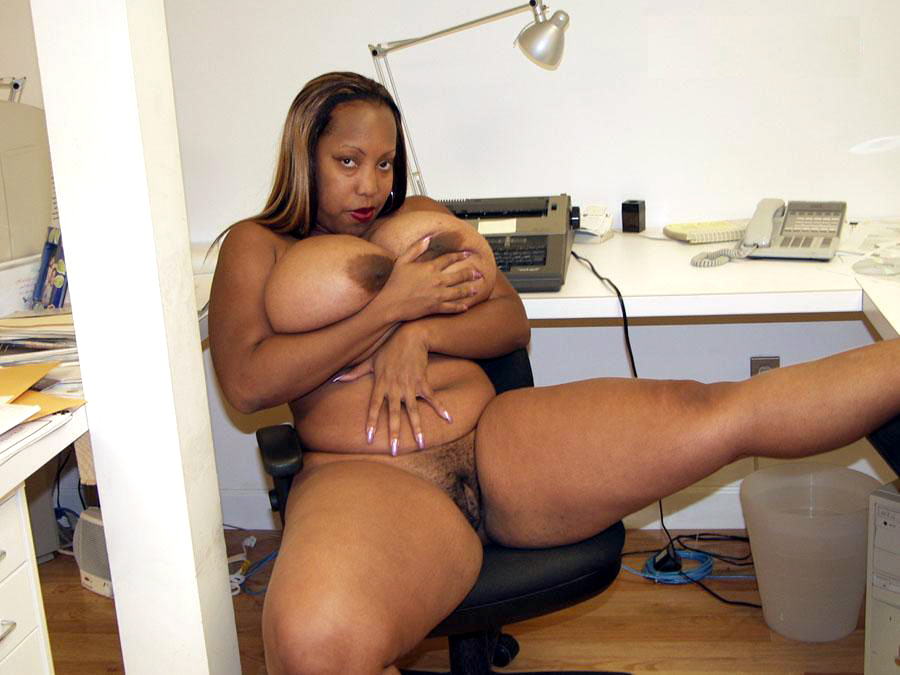 Thick older black women