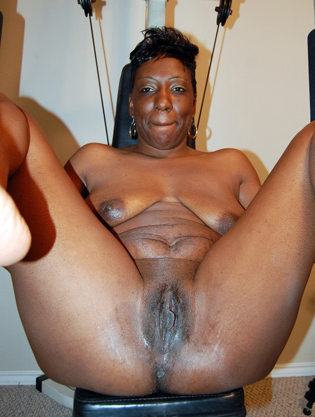 Big Black Ass Mature Porn