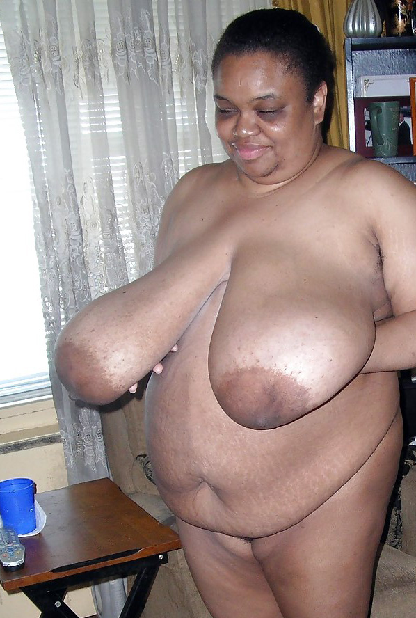 nude mature fat women Black