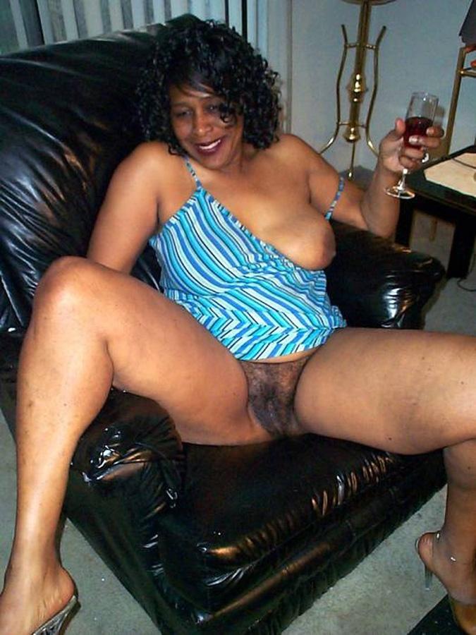 Big Black Mature Women Porn