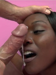 Real Dark Ebony Slut Getting Fucked By..