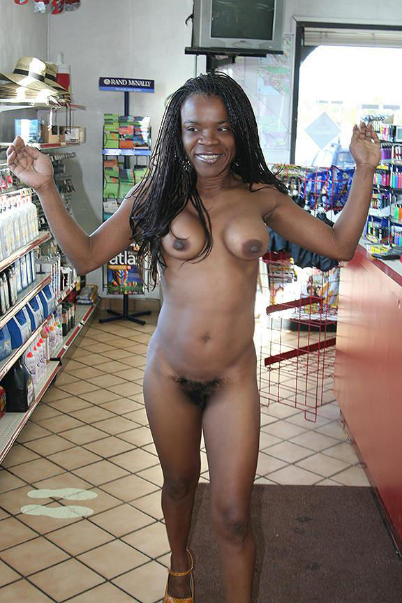 Black women amateur african