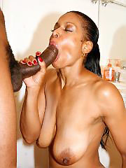Semmie Desuora Gives This Dick A Workout!