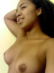 Collection of hot ebony babes in slutty..