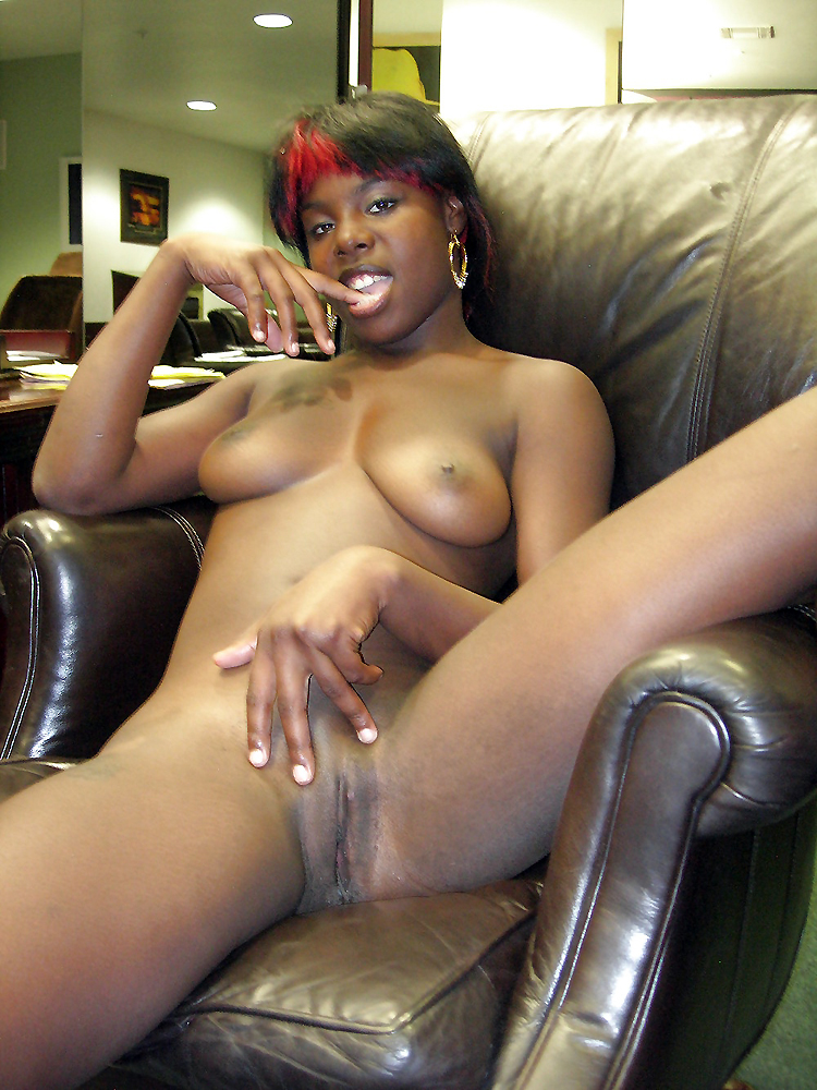 Girl African slut black