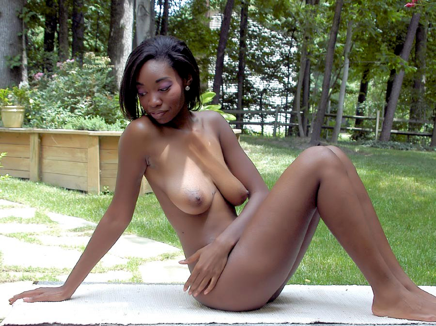 Ebony nudist ebony family
