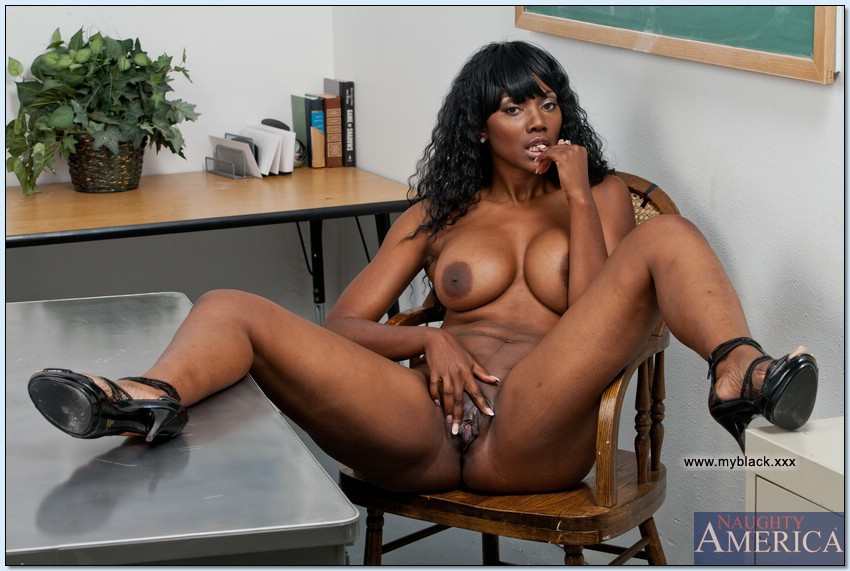 All business. Nyomi banxxx teacher interesting