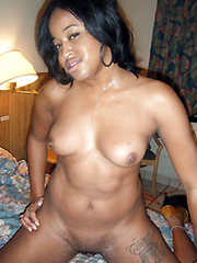 Chubby ebony girl naked. And other sexy chicks
