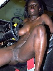 Filthy nigger. Some ebony sluts...