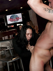 Black strippers get sucked opinion