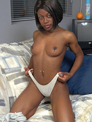 Real horny black couples, singles posted nude pictures