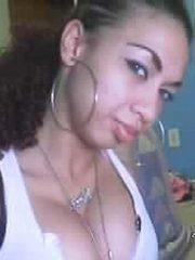 Steamy hot and nice gallery of a hot stuff mulatto chick's positive selfpics