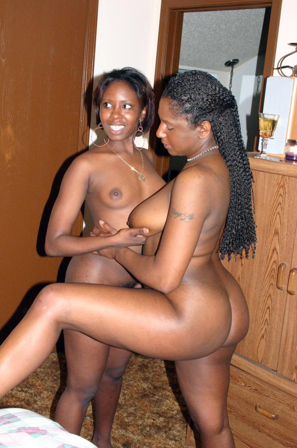 Have faced Ebony milfs at home idea can