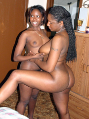 Private home video, real black wives posing nude for their..