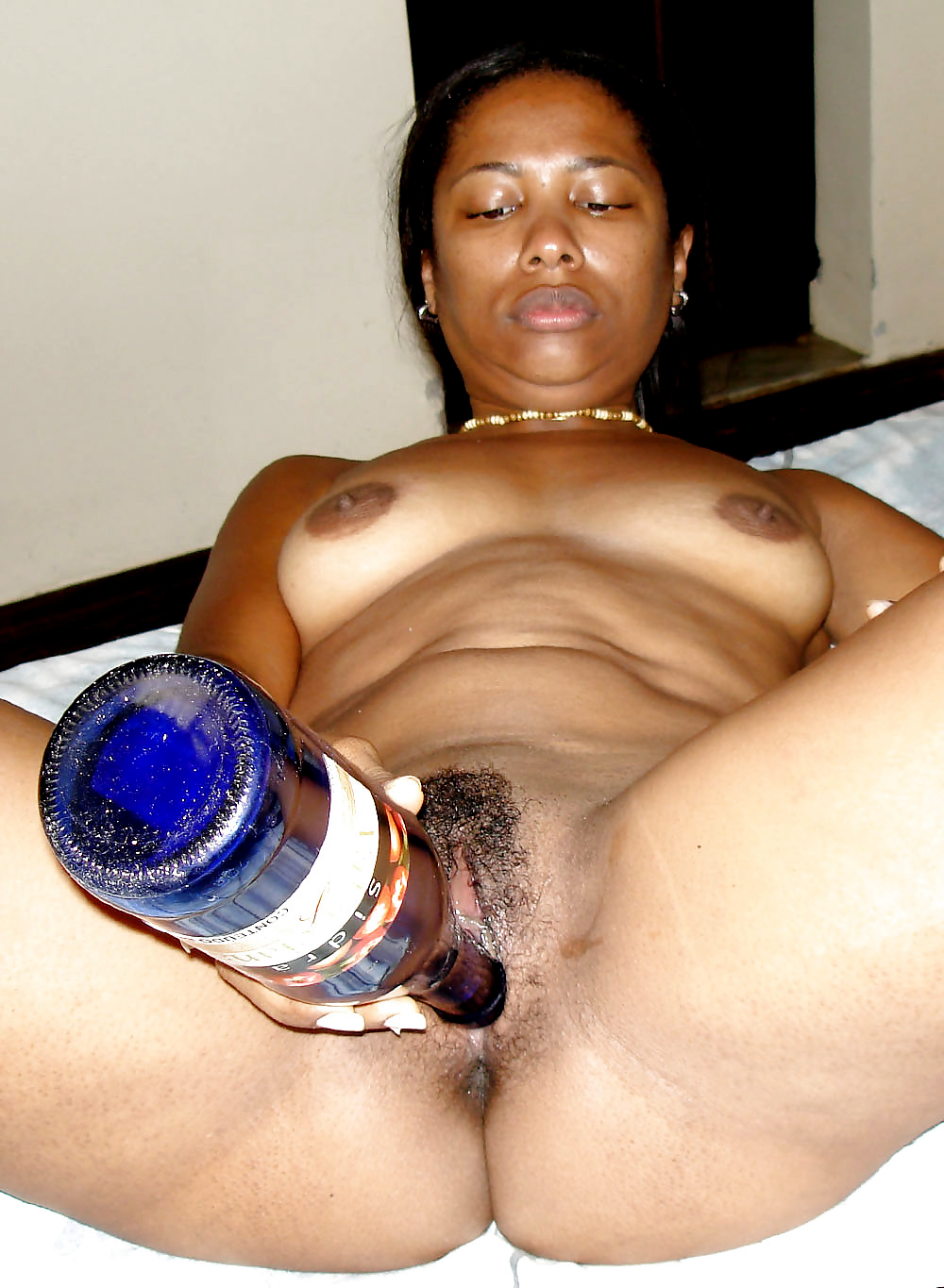 African housewife nude