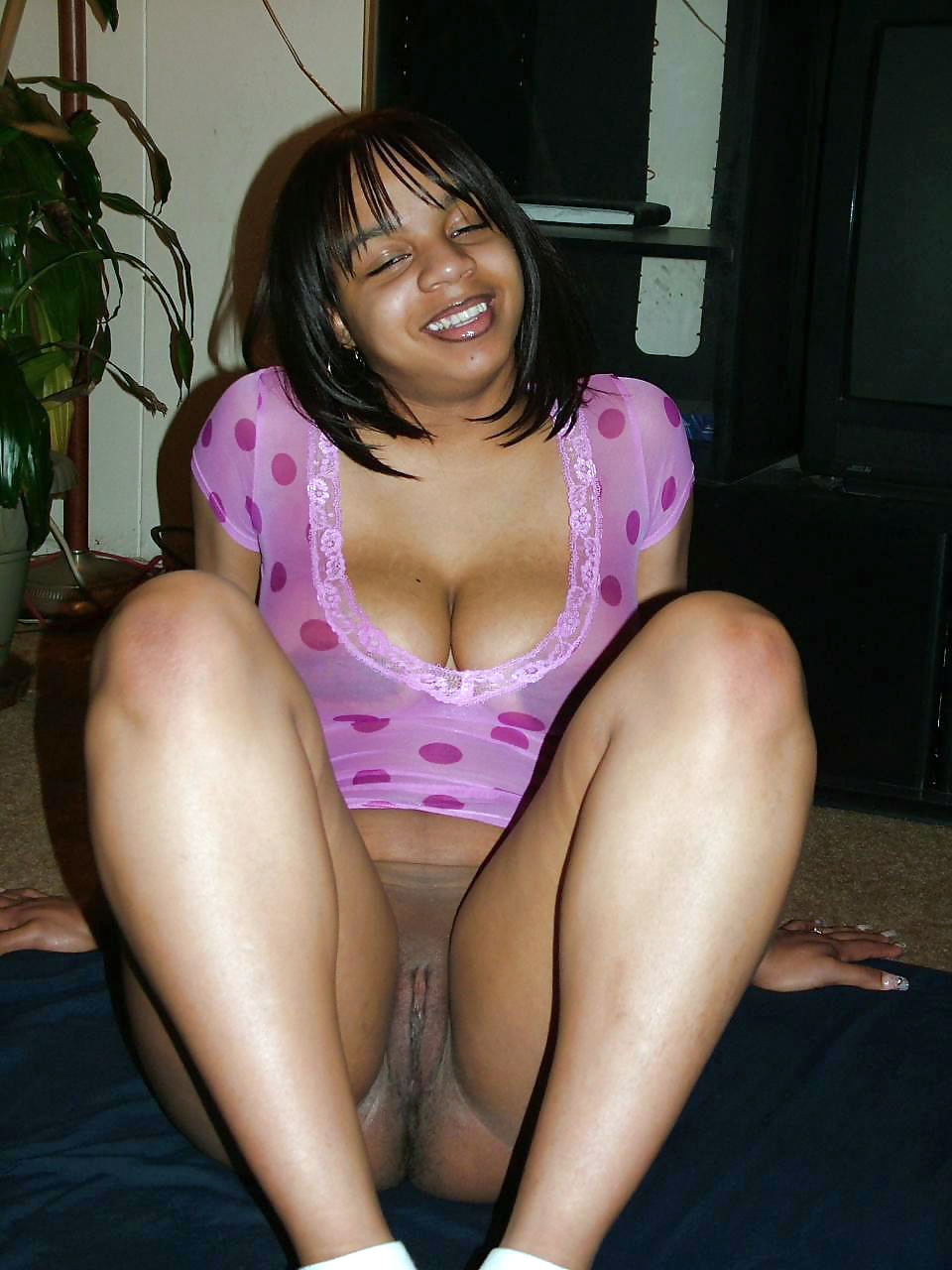 Black nude homemade real girls