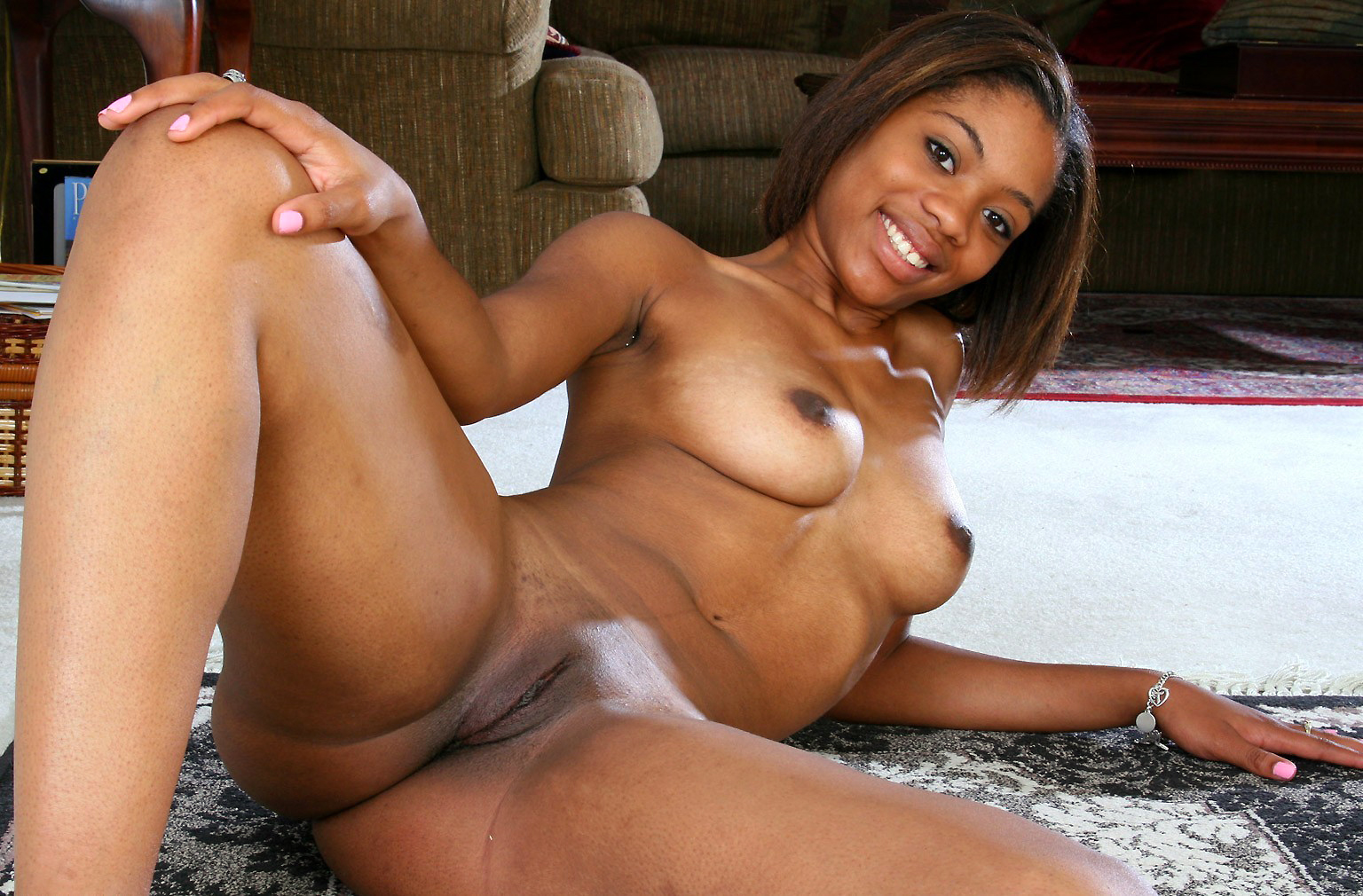 shaved black nude girls
