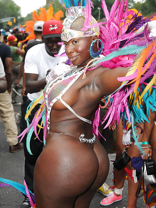 Happens. naked women of carnival are