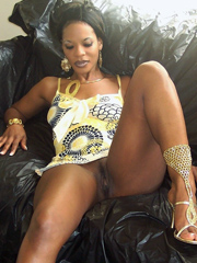 I in good shape understand why this black milf calls herself passion, she is pure lecherous energy.