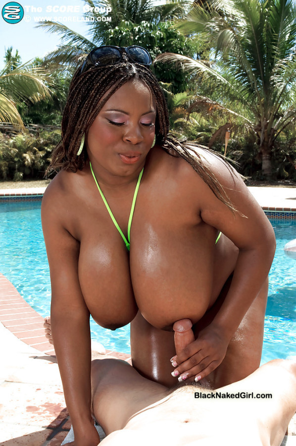Something also Oiled up black girl nude suggest