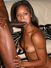 Bubble butt black slut gets fucked and..