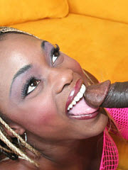 Naughty Coco Pink blows and rides on a..