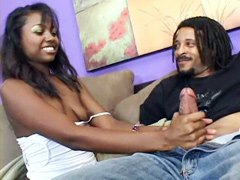 Cute ebony Giselle Ryan has definitely got to be one of the prettiest girls on black porn circuit - if you..