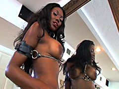 Big Lexington Steele seduced and destroyed gorgeous ebony..