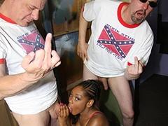 Black porn gang bang video. Porn star name - Baby Cakes