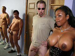 Black porn gang bang video. Porn star..