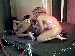Two horny ebony babes totally dyking out together. Kitten, Monique, watch free porn video.