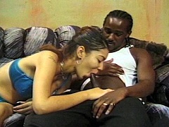 A horny black couple get it on in these amateur movies. Porsha, watch free porn video.