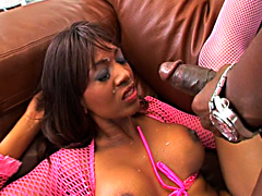 Lexington Steele caught and rammed..