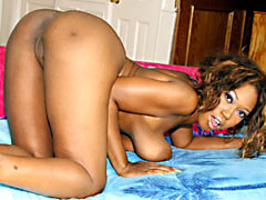 Delotta Brown gets her mature ebony pussy plunged with dick. Delotta Brown