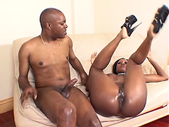 Diamond Jackson is an anal sex fun and..