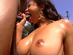 Big black dong anal screwing huge..