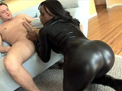 Sexy Jada Fire fucking interracial by..