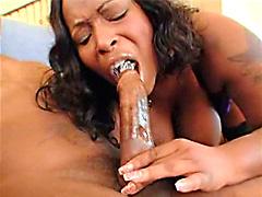 Ebony porn star, Skyy Black porn video