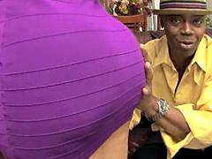 Famous ebony pornstar Pinky, tube sex..