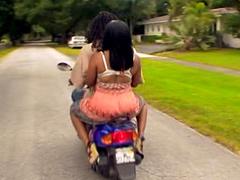 Ebony porn star, Darling porn video