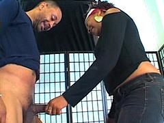 Ebony porn star, Moya porn video