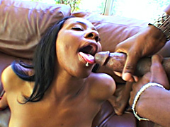 Ms Platinum grabbed and swallowed two..