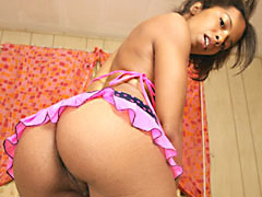 Skinny ebony housewife riding dick like a real professional. Justin Long, Nina Cole