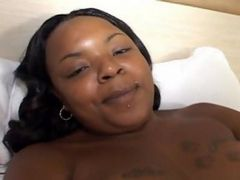 Black BBW Ho Loves To Ride Some Fat Cock