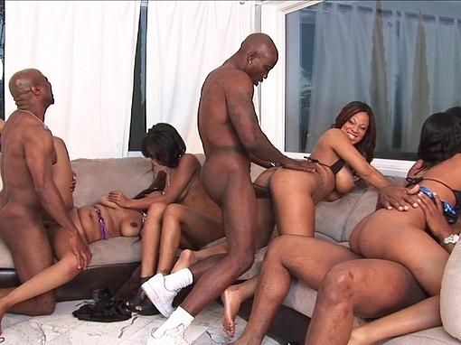 Ebony bdsm torture